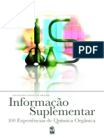 Material Suplementar 100 Experiencias de Quimica Organica