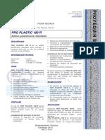 HDS ADHESIVO PLASTIFICANTE