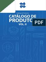 OSG Catalogo Geral Vol2 PT-BR ESP Low