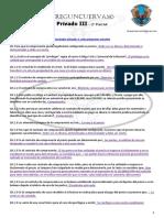 Privado 3 - 2° Parcial - Preguncuervas