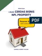 eBook Trik Cerdas Bisnis Npl Property v.1.0