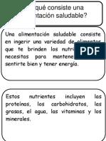 ABril - Alimentación Saludable (0)