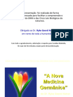 A Nova Medicina Germanica - As 5 Leis Biológicas 1