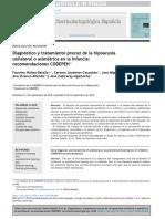 diagnóstico hipoacusia