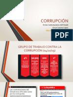 Corrupción en Las Contrataciones Del Estado