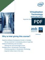 Virtualization Introduction