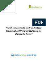 SunWiz SBS Australian PV Forecast Sample