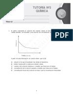 tutoria quimica
