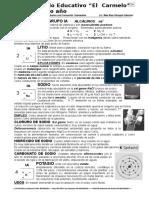 Química 2do 3er y 4to Bimestre 2006