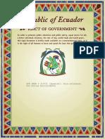 Normas de Ecuador