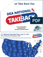 Drug Take Back Day Infographic