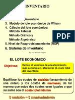 LOG-SEM 11-LOTE ECONOMICO DE  COMPRAS.ppt