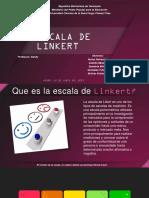Escala de Linkert