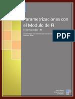 Parametrizaciones Basicas con el Modulo de FI