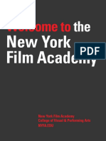 WELCOME TO NYFA