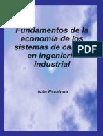 fundamentos de la economia de los sistemas