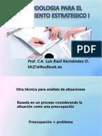 metodología para la planificación estratégica I