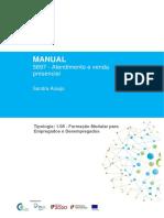 Manual de Formação UFCD 5897