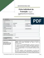 Ficha Individual de Transicao