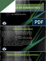 Clase 1 Cadena Suministro