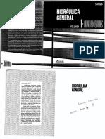Hidráulica general, Vol 1. Fundamentos - Gilberto Sotelo Ávila-LV