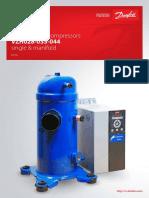 Danfos - Pmc - Variador e Compressor