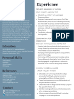 copy of updated resume