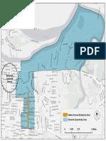 Savannah Eastside Opportunity Zone Map