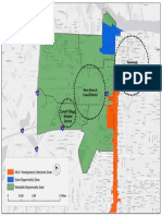 Savannah Westside Opportunity Zone Map