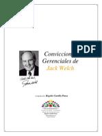 Convicciones Gerenciales Jack Welch