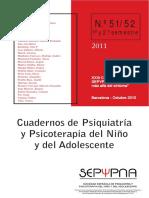 """XXIII Congreso Nacional de SEPYPNA """"La Psicoterapia más allá del síntoma"""""""