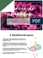 Ramadan - Seccion 2 - Beneficios Del Ramadan