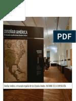 Diseñar América El Trazado Español de Los EEUU_INFORME (2014)
