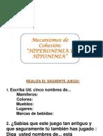 hiponimosehiperonimos 2d-e.ppt