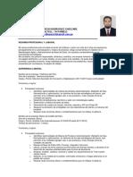 CV Edwin Rodriguez Ch