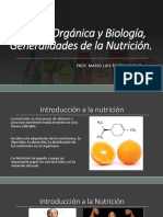 Estructuras y Propiedades de Las Moléculas Orgánicas