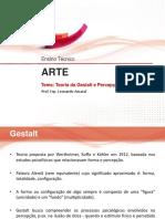 Teoria da Gestalt e pecepção.pptx