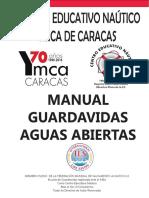 Manual Guardavidas Aguas Abiertas