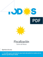 Manual de Cierre de Mesa - Fiscales
