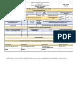 Informe de Asignatura Para Junta 2019