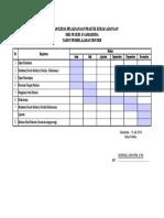 Program Kerja PKL