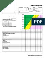 Lr Partograph Form