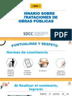 Seminario ABC de Obras Públicas. (1)
