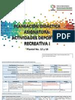 s.ddeportiva Recreativa i 2020-A