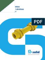 Solid Folder Acoplamentos Flex de Laminas 3