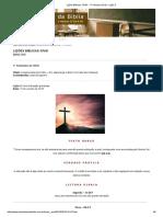 Lições Bíblicas CPAD - 1º Trimestre 2018 - Lição 2