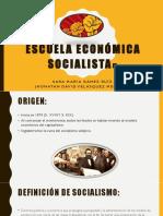 Escuela Económica Socialista