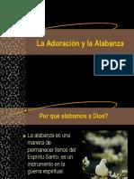 Adoracion y Alabanza 2019