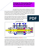 New Thoughts on Plant Machinery Reliability Improvement 1569649064