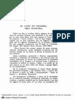 El Latín en Colombia